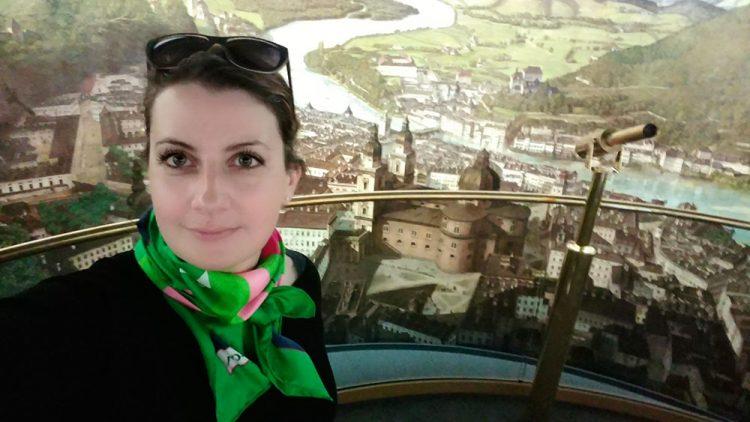 Panoramamuseum Panorama Selfie