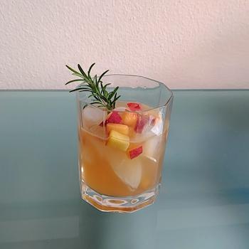 Der Cocktail Monsieur Henry im cocktailtest von Wanderhunger