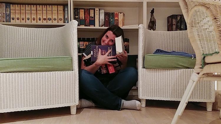 Von den besten Büchern und Lieblingsbüchern kann ich mich nicht trennen. Wanderhunger
