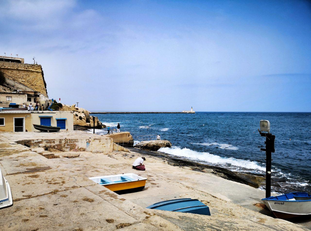 In der Hauptstadt Valletta lassen sich Sightseeing und Baden im Meer ideal verbinden. Wanderhunger