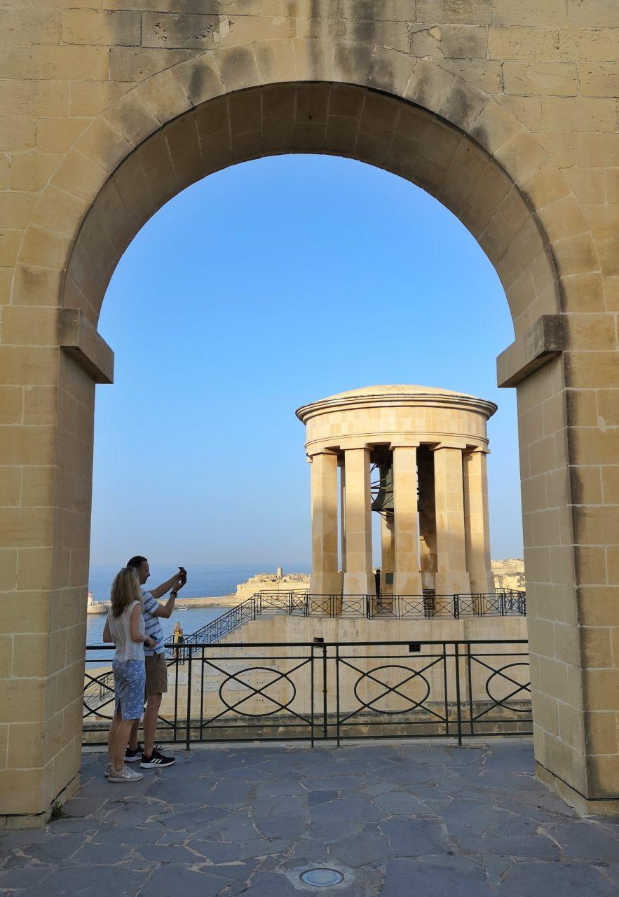 Valletta hat eine reiche Geschichte rund um den Malteserorden. Wanderhunger