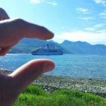 Becci Plessl m Interview, Kreuzfahrtschiff MS Deutschland, Arbeit am Kreuzfahrtschiff, 7 Fragen, Wanderhunger