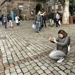 Fotografieren mit dem Smartphine in der Altstadt von Straßburg, Wanderhunger, Fotostrecke