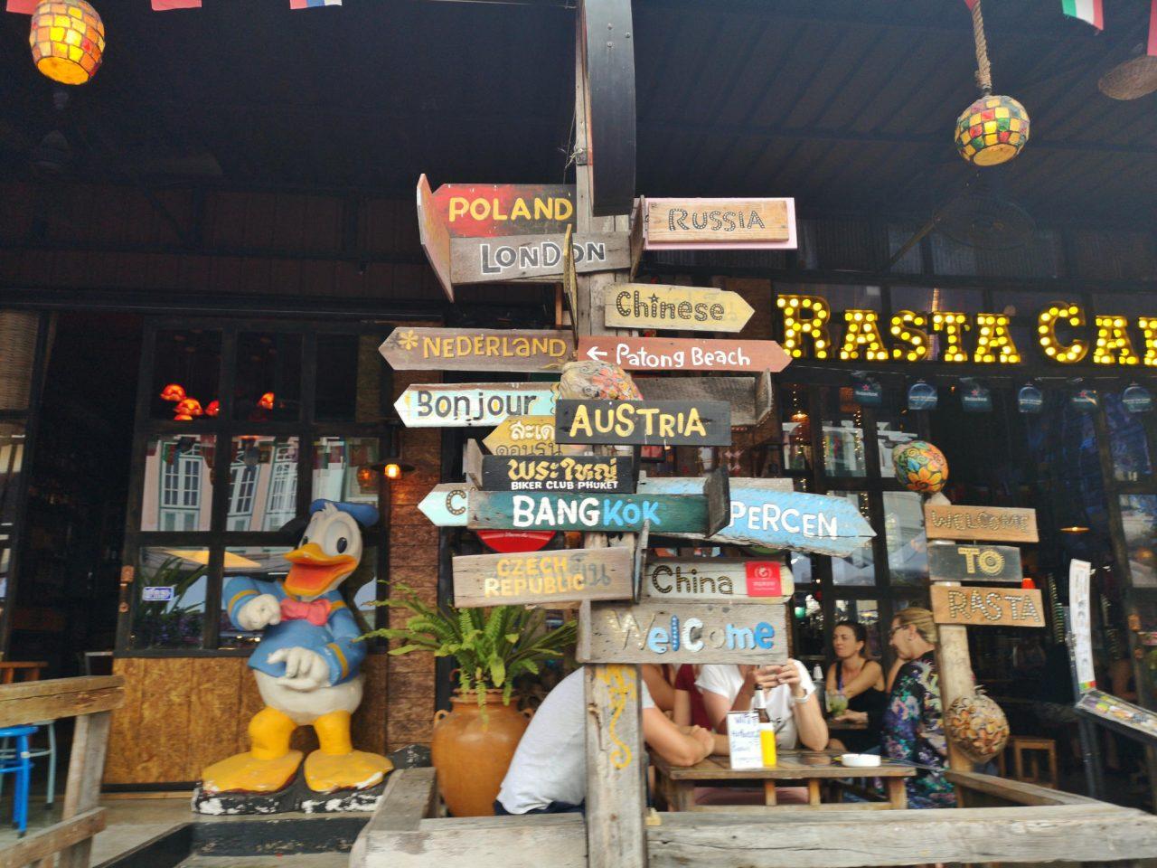 Ein Bericht über Phuket Stadt/Town vom Reiseblog Wanderhunger