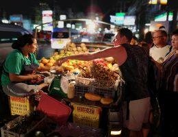 Welche Früchte gibt es in Thailand? Welche Obstsorten? Ein Blogpost über exotische Früchte in Thailand. Wanderhunger